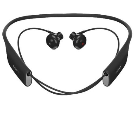 Sony Stereo Bluetooth Headset SBH70 Black